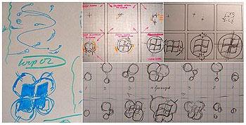 Start Animation - Konzept