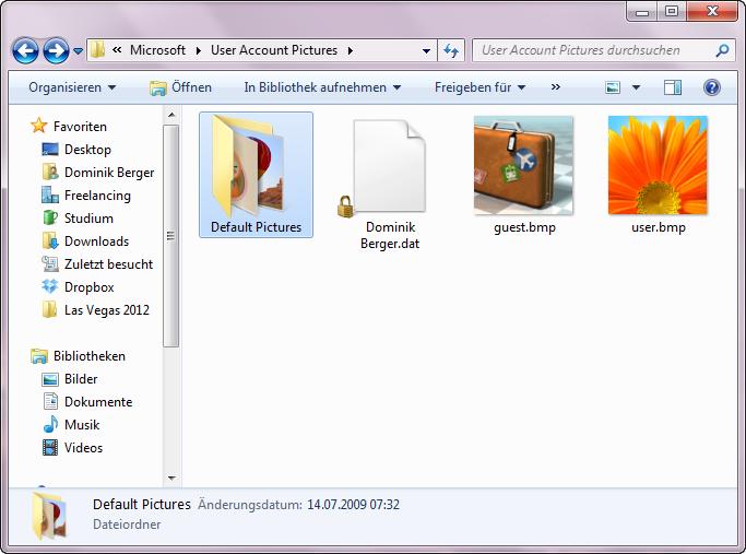 eigenes server 2012r2 anmeldebild ändern