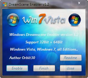 DreamScene Enabler