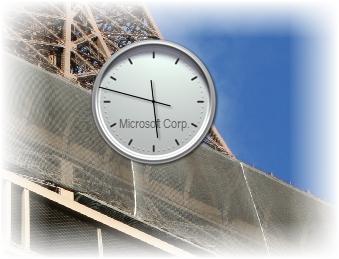 Desktop-Uhren